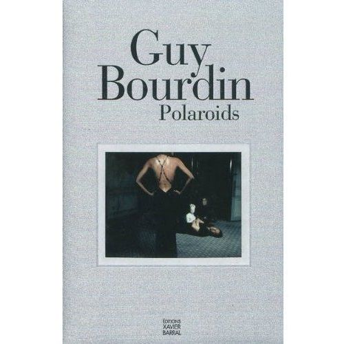 Guy Bourdin: Polaroids, oprawa twarda