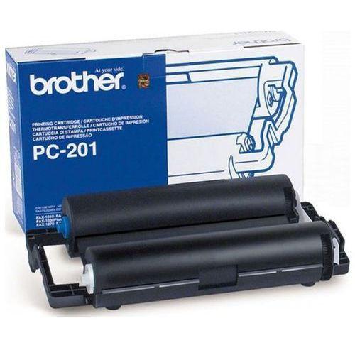 Wyprzedaż Oryginał Folia do faksu Brother PC201 do Brother FAX1010 FAX1020 FAX1020e FAX1020Plus FAX1025mfc FAX1030 FAX1030e, 420 stron