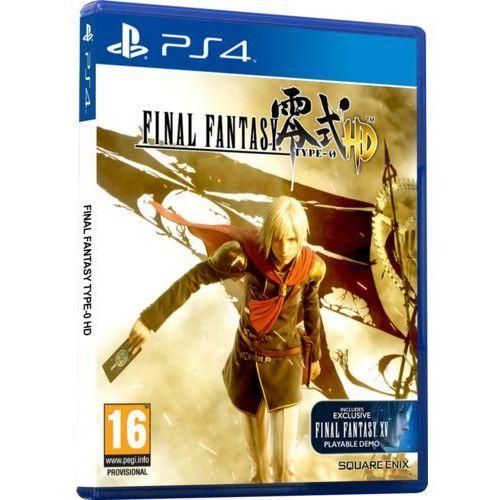 OKAZJA - Final Fantasy Type-0 (PS4)