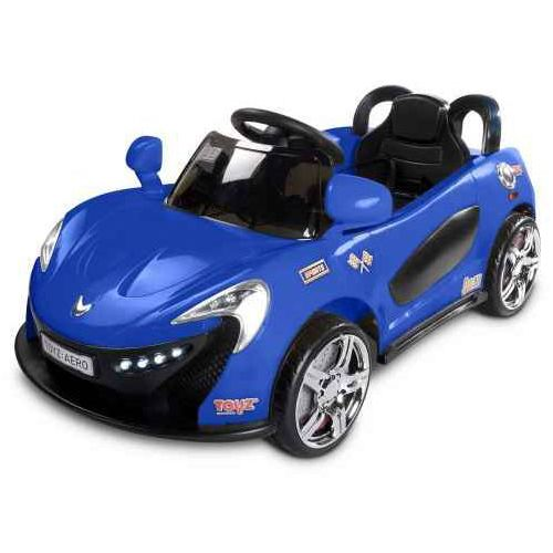 Caretero Samochód na akumulator Aero, Blue (5902021524303)