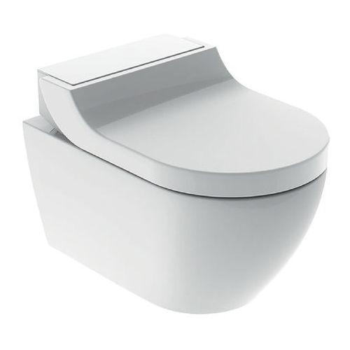 urządzenie wc z funkcją higieny intymnej geberit aquaclean tuma comfort,z muszlą wiszącą wc 146.292.si.1 marki Geberit