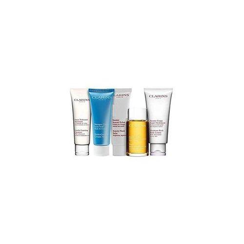 Clarins tonic body treatment oil zestaw (3380810146486)