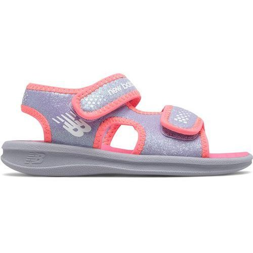 Sandały New Balance K2031GRP, kolor różowy