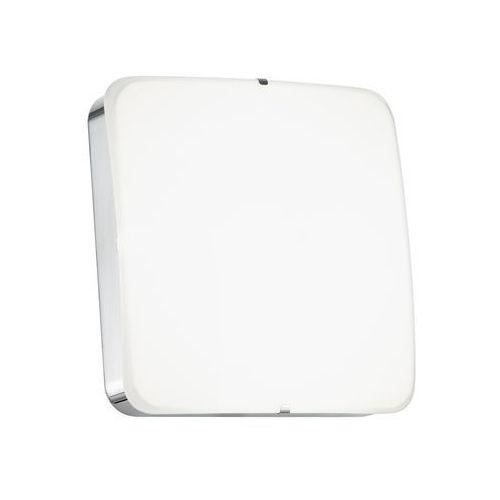 Kinkiet Eglo Cupell 95968 lampa ścienna sufitowaa 1X11W LED biały chrom, kolor chrom
