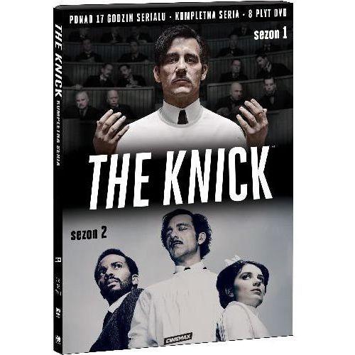THE KNICK, SEZONY 1-2 (8DVD) (Płyta DVD) (7321909344891) - OKAZJE