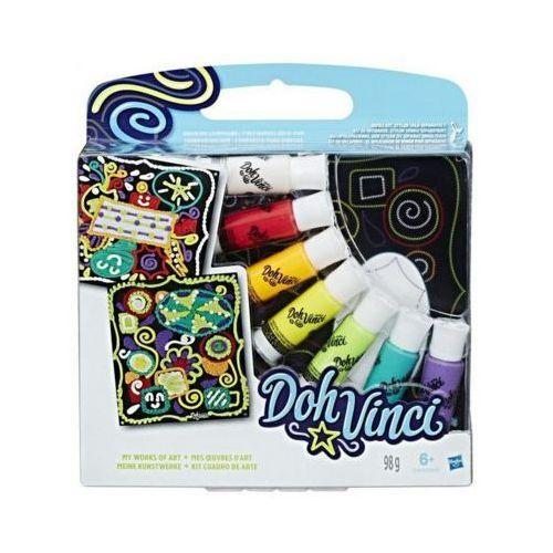 Hasbro Dohvinci my works of art patterns - darmowa dostawa od 199 zł!!! (5010993390335)
