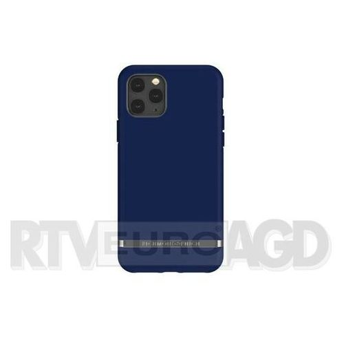 Richmond & Finch Navy - Silver Details iPhone 11 Pro Max (7350111351748)