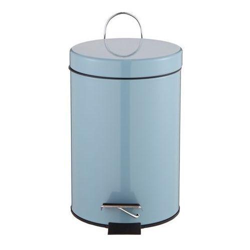 Cooke&lewis Kosz łazienkowy diani z wolnym opadem 3 l niebieski (3663602962588)