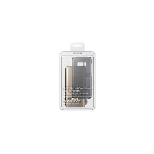 EB-WG95ABBEGWW Starter Kit 1 do Galaxy S8 Black, czarny