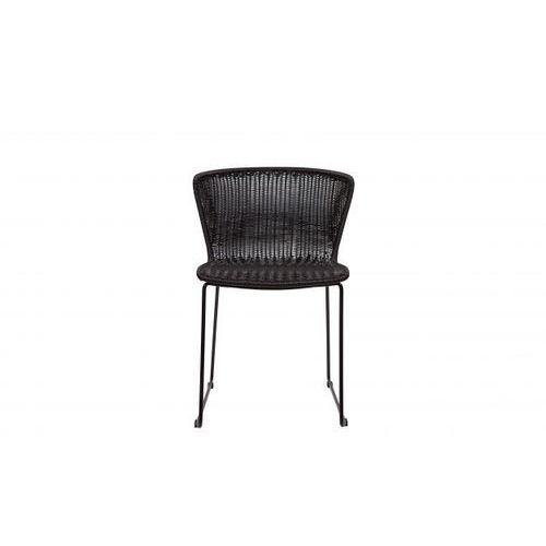 Woood Krzesło WINGS czarne (zestaw 2szt) 378616-Z (8714713054640)