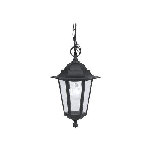 Eglo 22471 lampa wisząca laterna 4 czarny