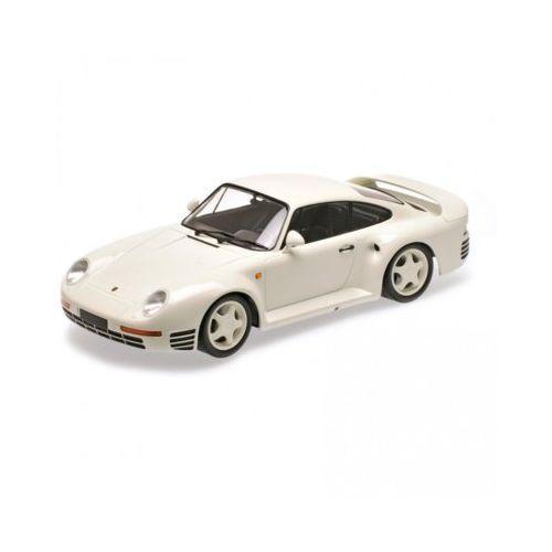Porsche 959 1987 (white) - darmowa dostawa!!! marki Minichamps