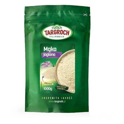 1kg mąka jaglana z kaszy jaglanej marki Targroch