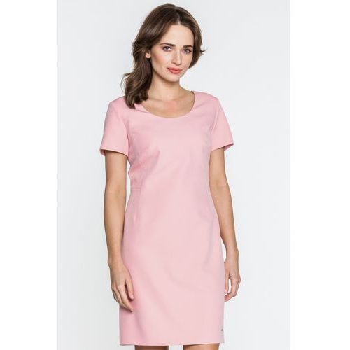Różowa sukienka - Sobora, 1 rozmiar
