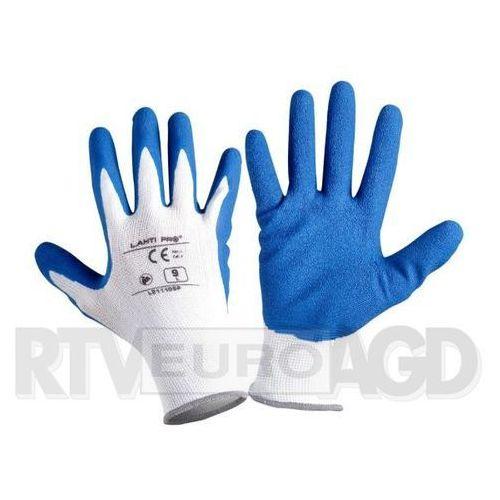 LAHTI PRO Rękawice ochronne powlekane lateksem rozmiar 9, opakowanie 12 par, /L211109W/, LPL211109W