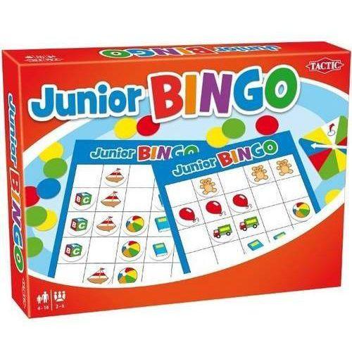 Tactic Junior bingo