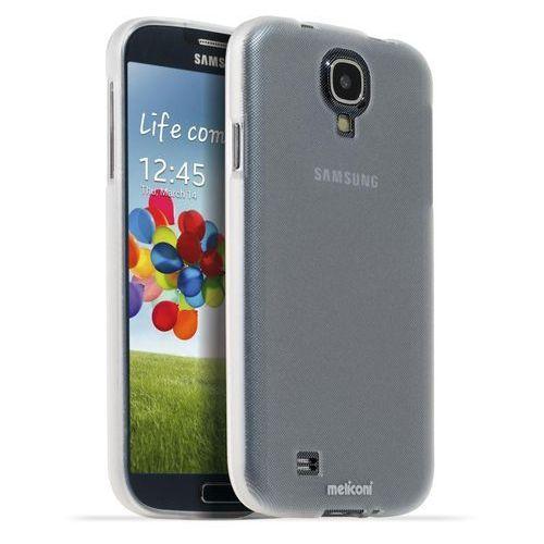 Meliconi Etui Skin Samsung Galaxy S4 Transparent (8006023203345) Darmowy odbiór w 20 miastach! z kategorii Futerały i pokrowce do telefonów