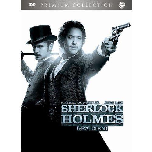 Galapagos films Sherlock holmes: gra cieni premium collection (sherlock holmes: game of shadows premium collection)