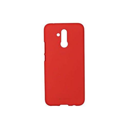 Mercury goospery Huawei mate 20 lite - soft feeling - czerwony