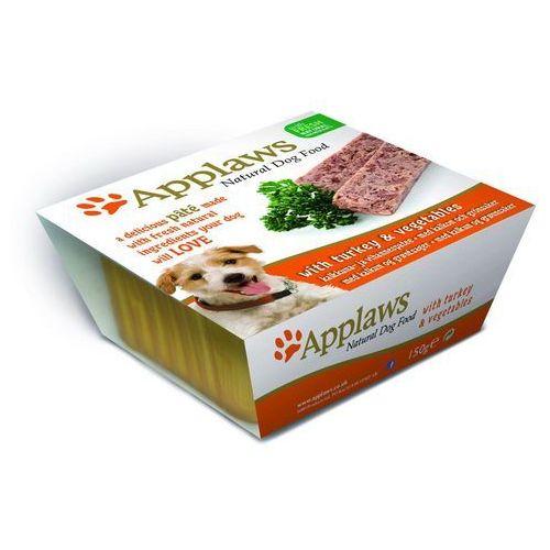 APPLAWS Pasztet Dla Psa Kurczak Z Warzywami 150 g- RÓB ZAKUPY I ZBIERAJ PUNKTY PAYBACK - DARMOWA WYSYŁKA OD 99 ZŁ (5060333430344)