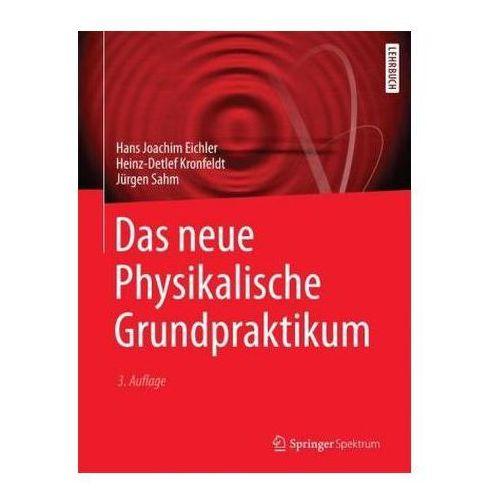 Das Neue Physikalische Grundpraktikum (9783662490228)