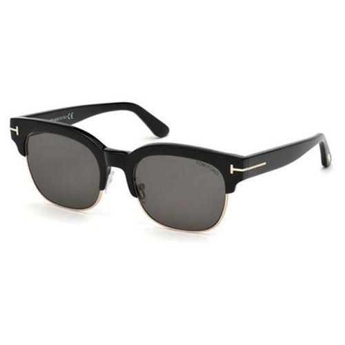 Okulary słoneczne ft0597 polarized 01d marki Tom ford