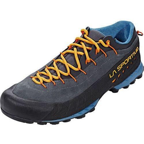 La sportiva tx4 buty mężczyźni pomarańczowy/niebieski 44 1/2 2019 buty podejściowe (8020647511686)
