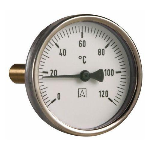 Afriso Termometr bimetal a x ialny 0-120