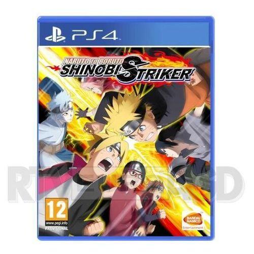 OKAZJA - Naruto To Boruto Shinobi Striker (PS4)