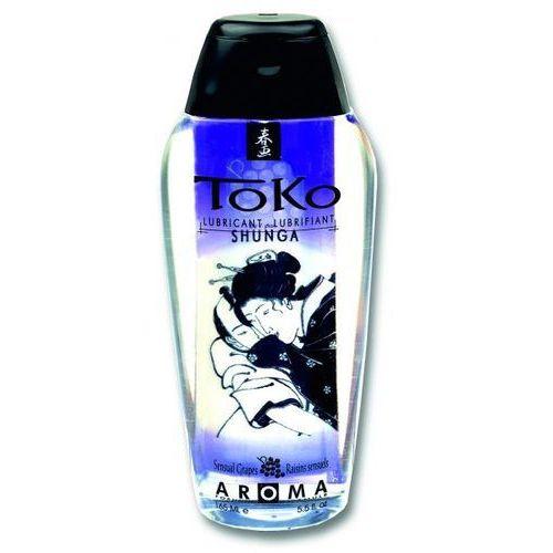 Żel toko lubricant sensual grape 165 ml | 100% dyskrecji | bezpieczne zakupy marki Shunga (can)