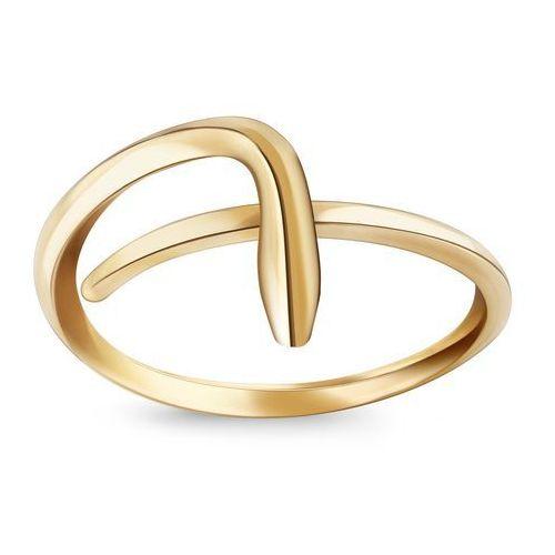 Biżuteria yes Wild one - złoty pierścionek