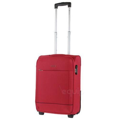 Walizka kabinowa Puccini Verona bagaż podręczny - czerwony