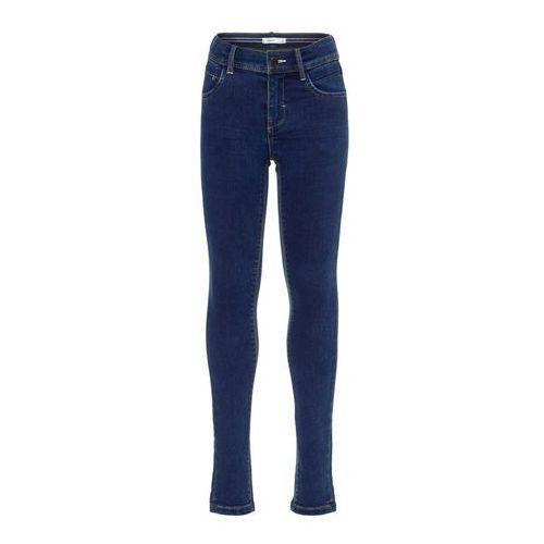 jeansy 'polly' niebieski denim marki Name it