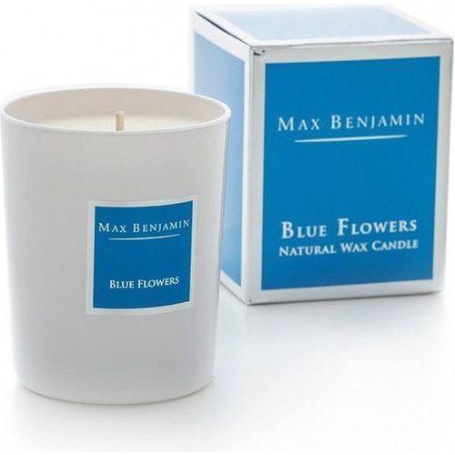 Świeca Blue Flowers, MB-C27