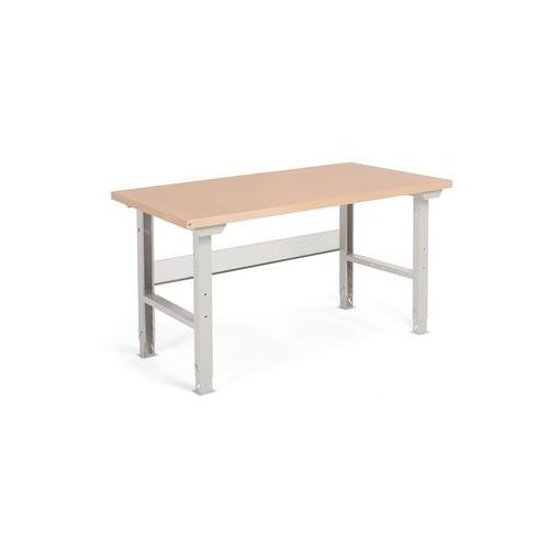 Aj produkty Stół warsztatowy robust, 1500x800 mm, utwardzana płyta