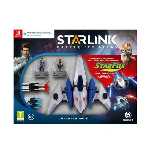 Ubisoft Starlink starter pack nswitch (3307216064749)