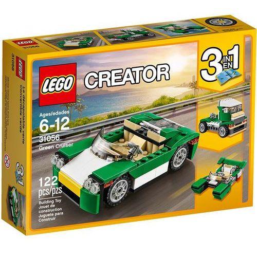 LEGO Creator, Zielony krążownik, 31056 wyprzedaż