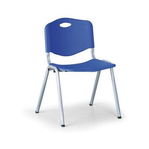 Krzesło kuchenne HANDY, niebieski