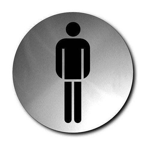 Blomus Szyld wc męskie okrągły signo