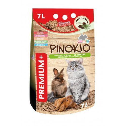 Comfy pinokio pellet zbrylający 7l - darmowa dostawa od 95 zł!