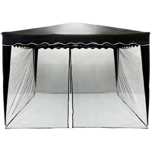 Czarna moskitiera siatka ochronna do pawilonu 3x3m - czarny marki Instent ®
