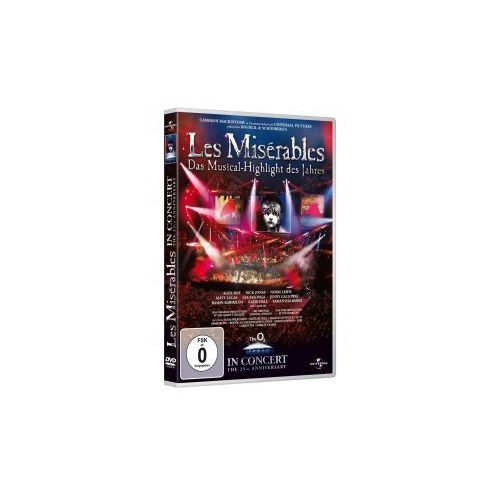 Les miserables in concert - 25th anniversary, 1 dvd marki Universal pictures video