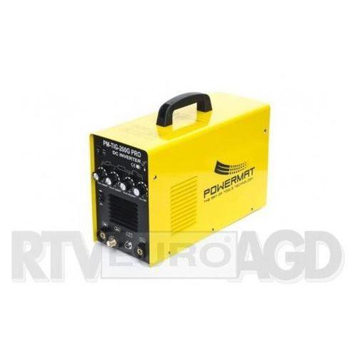 Powermat PM-TIG-200G - produkt w magazynie - szybka wysyłka! z kategorii Spawarki inwertorowe