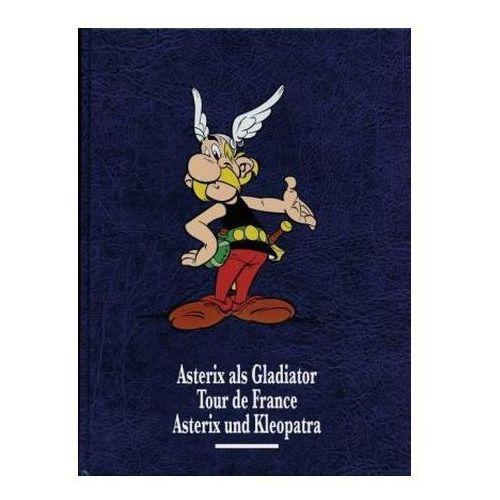 Asterix als Gladiator. Tour de France. Asterix und Kleopatra