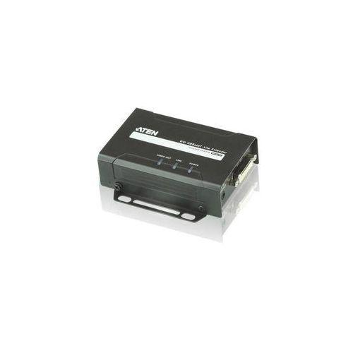 Odbiornik DVI ATEN VE601R, przez kabel sieciowy RJ45, 1920 x 1200 px, 70 m, towar z kategorii: Kable video