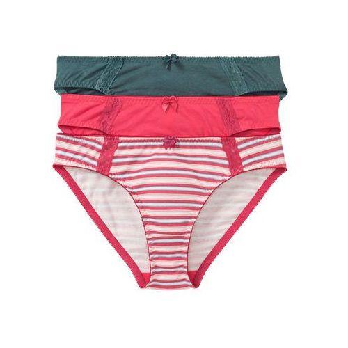 Bikini na fiszbinach (2 części) bonprix kolorowy batikowy, kolor niebieski