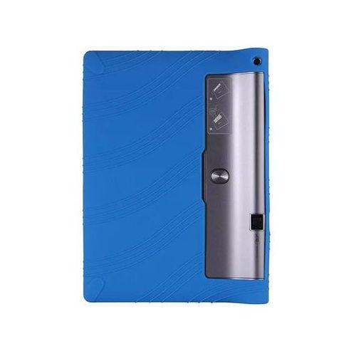 4kom.pl Etui silikonowe lenovo yoga 3 10.1 pro x90 l/f niebieskie - niebieski