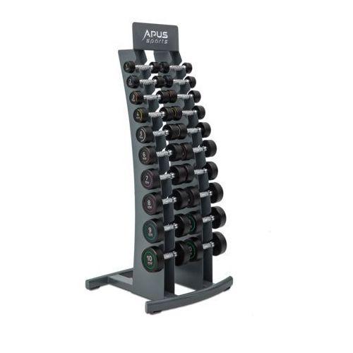 Stojak na hantle palladium 1-10kg - marki Apus sport