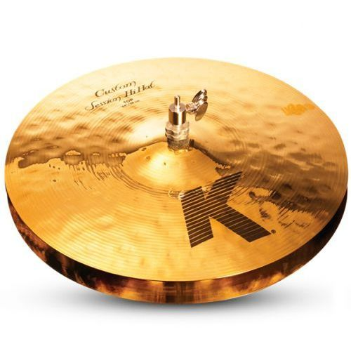 14″ k custom custom session hi-hat talerz perkusyjny marki Zildjian