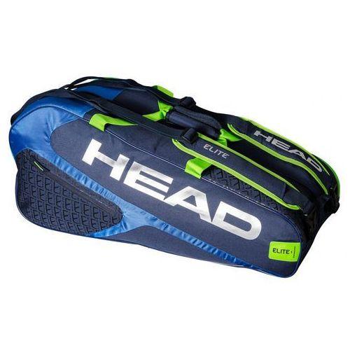 Head elite 9r supercombi blue green